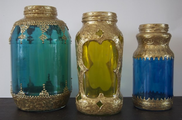 17 Awesome DIY Ideas with Jars and Cans for Home Décor (2)