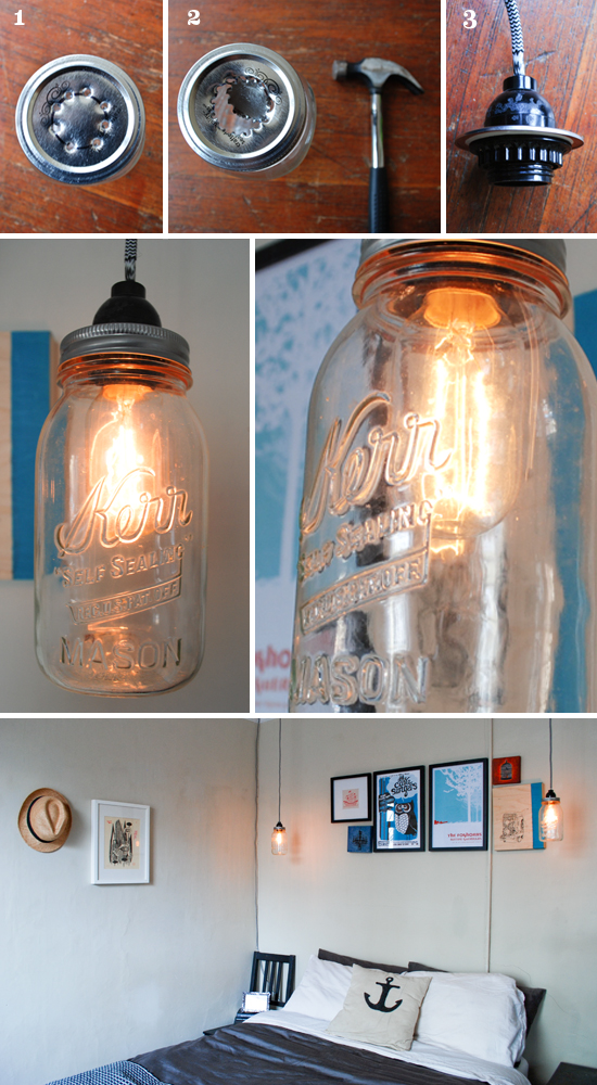 17 Awesome DIY Ideas with Jars and Cans for Home Décor (3)