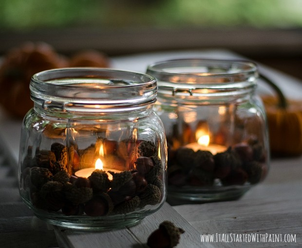 17 Awesome Diy Ideas With Jars And Cans For Home Decor Style