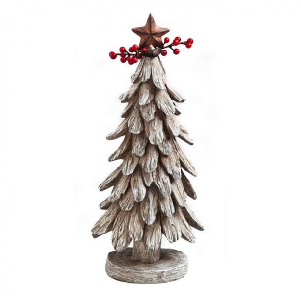 18 Absolutely Awesome Tabletop Christmas Tree Decorations (15)