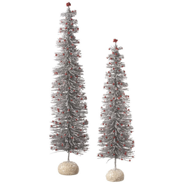 18 Absolutely Awesome Tabletop Christmas Tree Decorations (9)