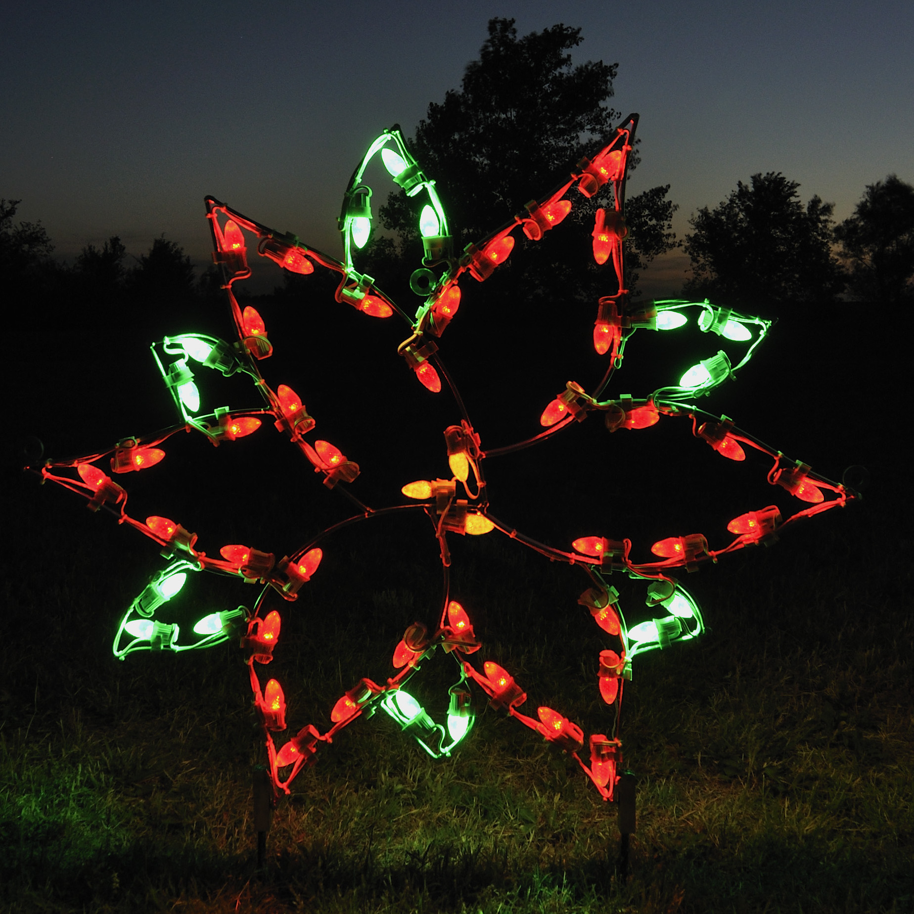 18 Amazing Outdoor Christmas Light Displays Style Motivation