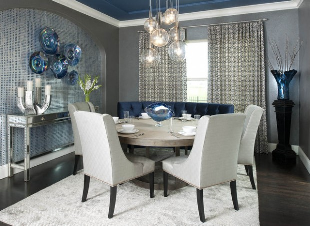 18 Modern Dining Room Design Ideas