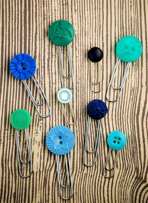 19 Creative and Funny DIY Projects with Buttons (16)