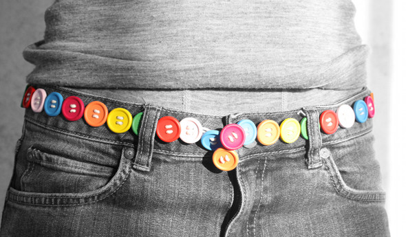 19 Creative and Funny DIY Projects with Buttons (18)