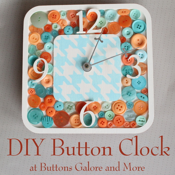 19 Creative and Funny DIY Projects with Buttons (6)