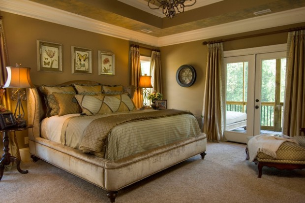 19 Divine Master Bedroom Design Ideas (12)