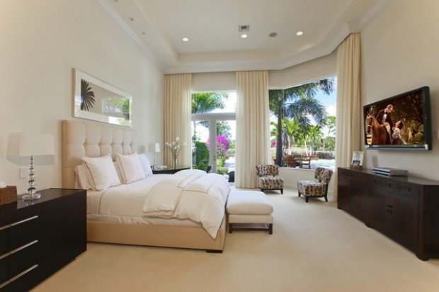 19 Divine Master Bedroom Design Ideas (13)