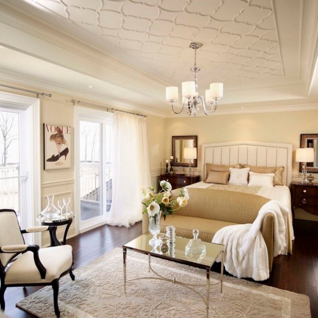 19 Divine Master Bedroom Design Ideas (14)