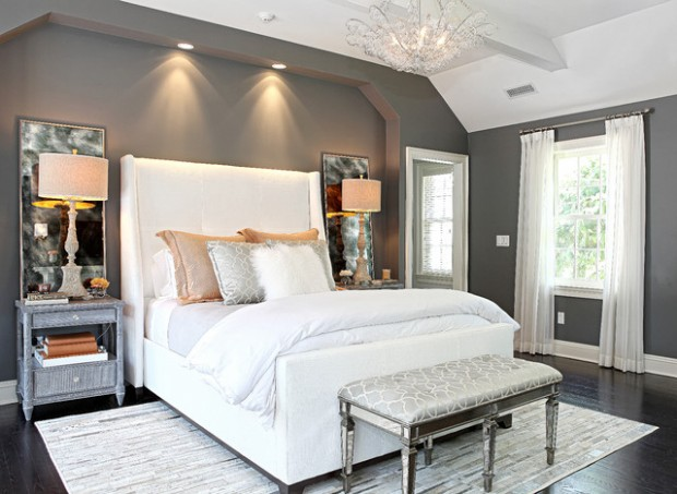 19 Divine Master Bedroom Design Ideas (6)
