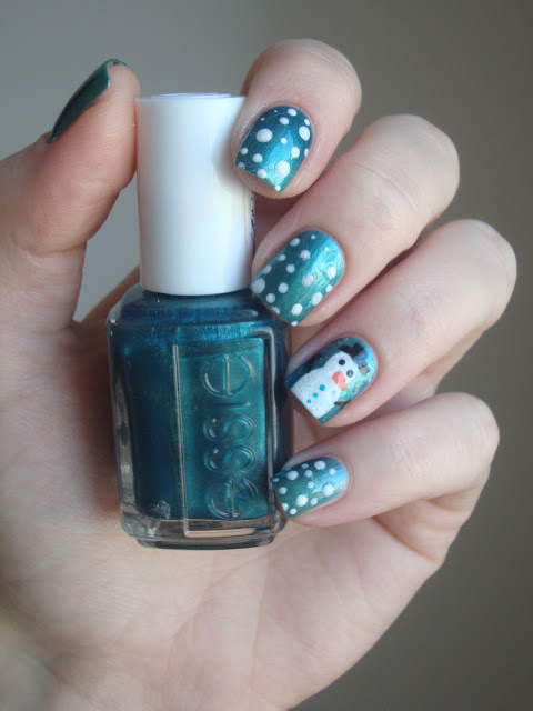 19 Gorgeous Winter Inspired Nail Art Ideas