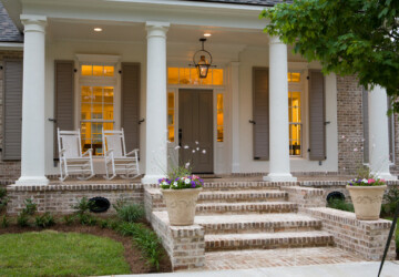 18 Great Traditional Front Porch Design Ideas  - traditional porch design, traditional porch, porch design ideas, porch design, Porch, design
