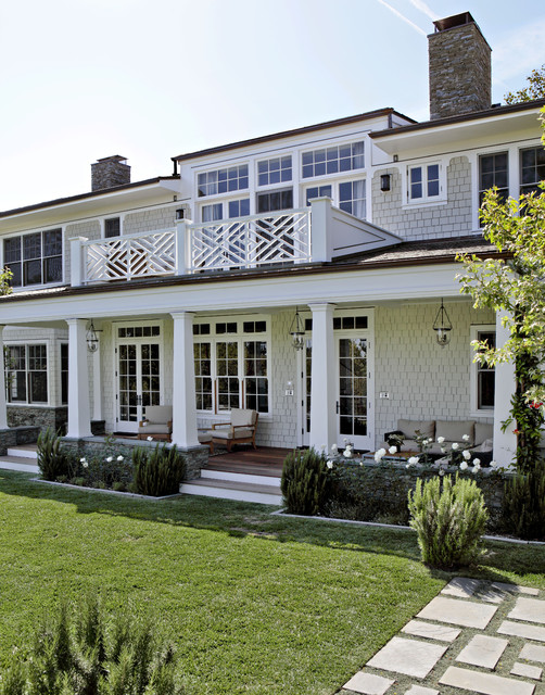 19 Great Traditional Front Porch Design Ideas  (11)