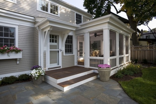 19 Great Traditional Front Porch Design Ideas  (5)