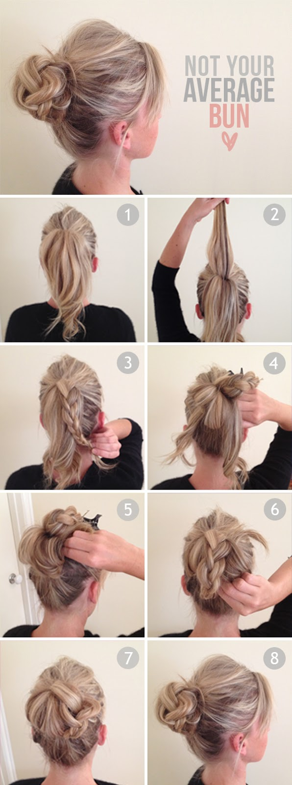 19 Great Tutorials for Perfect Hairstyles (10)