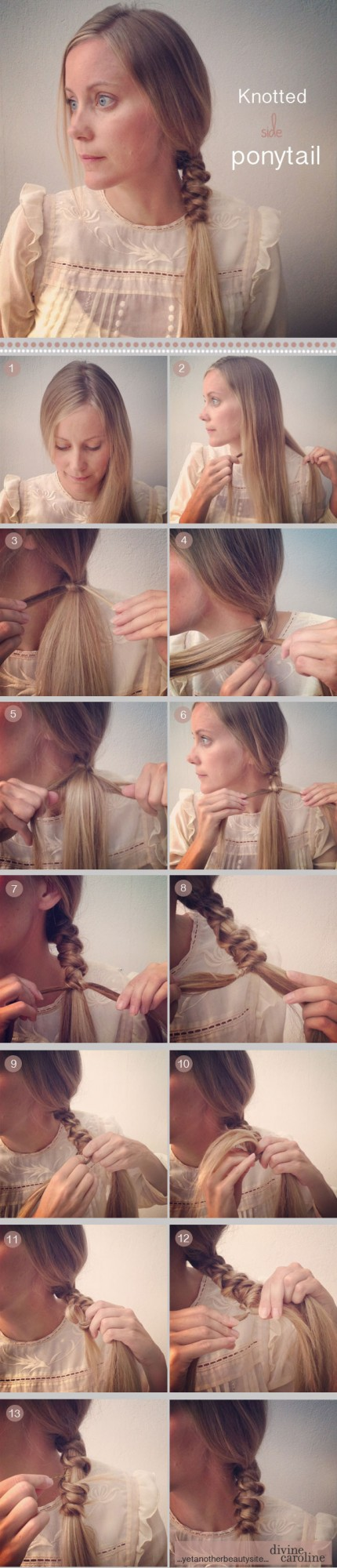 19 Great Tutorials for Perfect Hairstyles (14)
