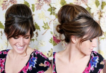 19 Great Tutorials for Perfect Hairstyles - Hairstyles, hairstyle tutorials