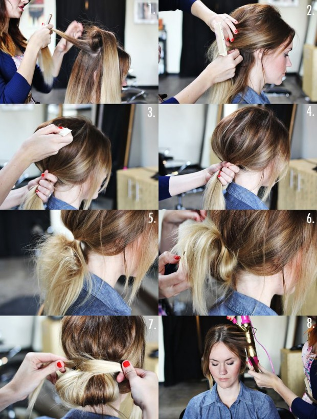 19 Great Tutorials for Perfect Hairstyles (7)