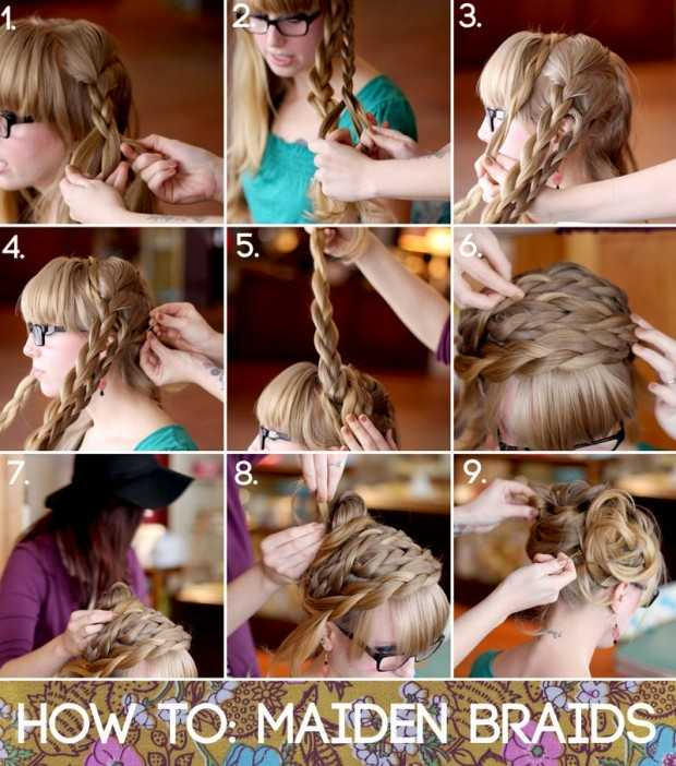 19 Great Tutorials for Perfect Hairstyles