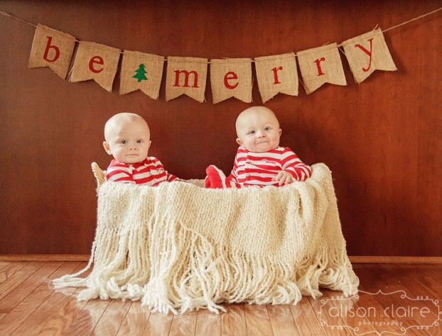 20 Amazing Decorating Ideas with Christmas Banners (18)