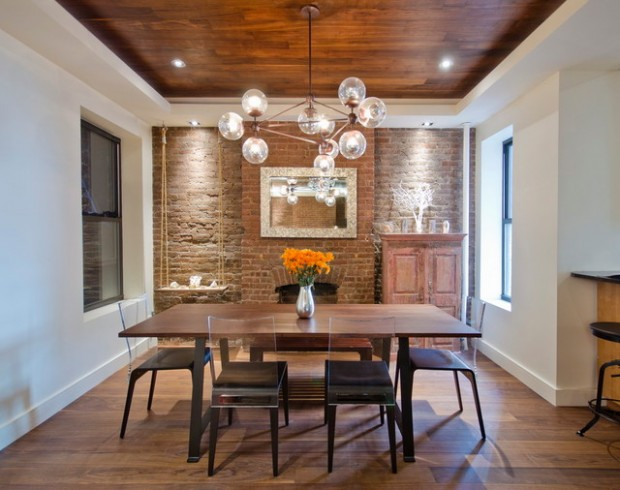 Great 20 Amazing Interior Design Ideas With Brick Walls Great Pictures
