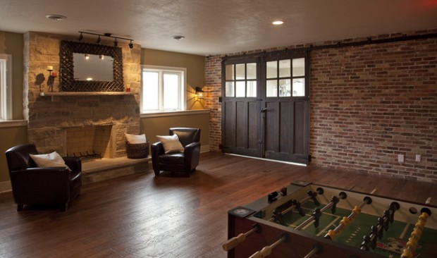 Brick Wall Interior House 20 Amazing Interior Design Ideas With Brick Walls Style Motivation