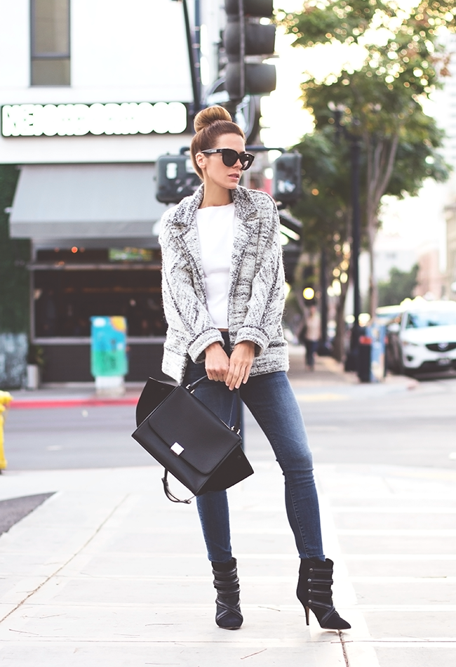 20 Amazing Outfit Ideas by Famous Fashion Blogger Jenifer Grace