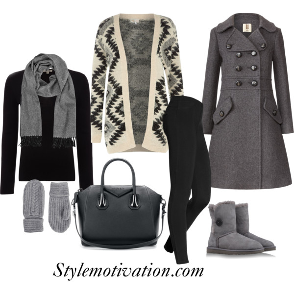 20 Amazing Winter Fashion Combinations