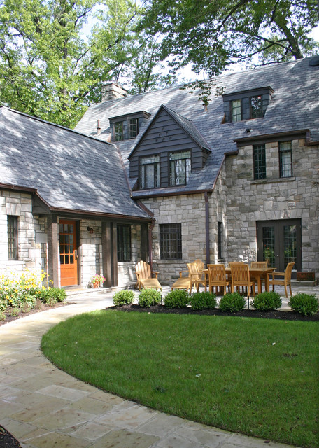 Beautiful Exterior Home Design Trends: 19 Beautiful Stone Houses Exterior Design Ideas