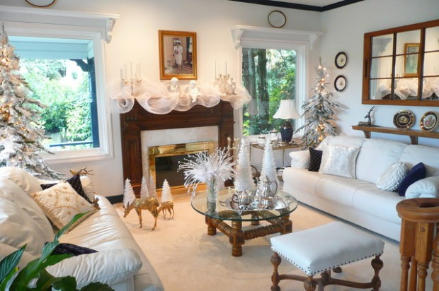 16 Brilliant Ideas How to Decorate Your Living Room for ... on How To Decorate Your Room  id=99154