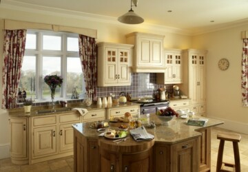 20 Country Style Kitchen Design Ideas - kitchen design, kitchen, design ideas, country style, country kitchen design