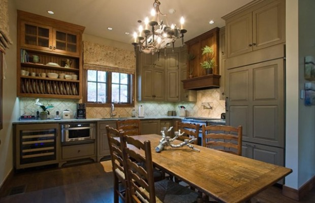 Country Style Kitchens 2013 Decorating Ideas: 20 Country Style Kitchen Design Ideas