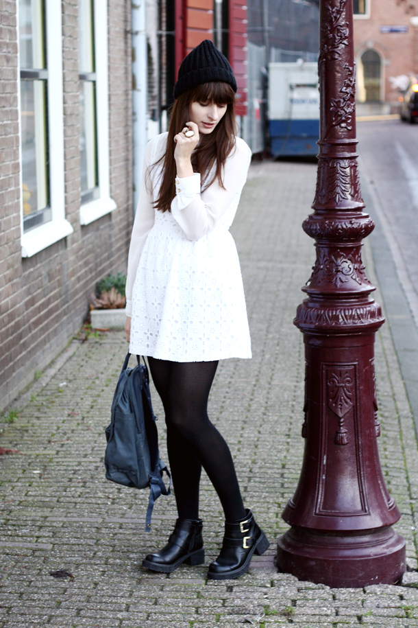 20 Cute Outfit Ideas with Beanie (1)
