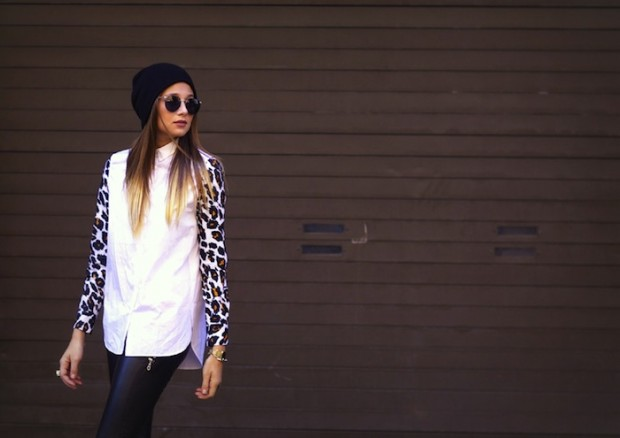 20 Cute Outfit Ideas with Beanie (11)