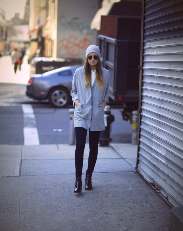 20 Cute Outfit Ideas with Beanie (12)