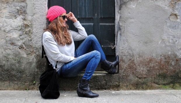 20 Cute Outfit Ideas with Beanie (15)