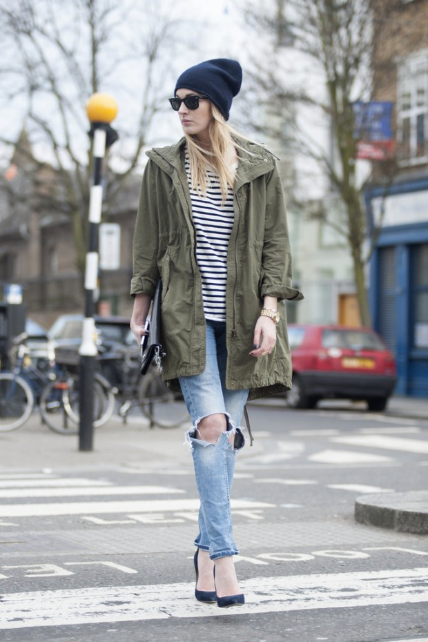 20 Cute Outfit Ideas with Beanie (17)