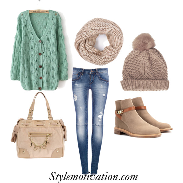 20 Cute and Casual Fashion Combinations (11)