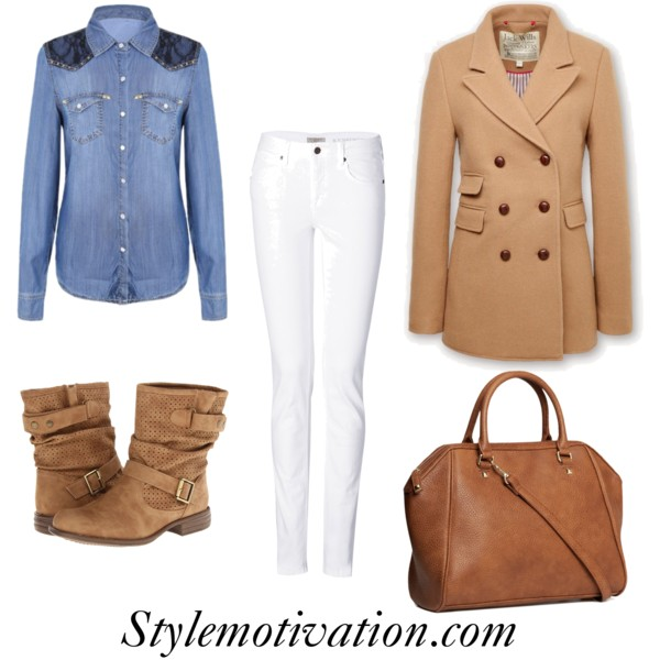 20 Cute and Casual Fashion Combinations (9)