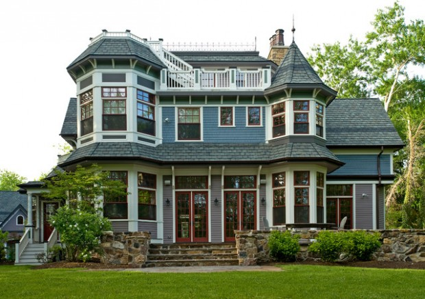 20 Gorgeous Houses in Victorian Style (14)