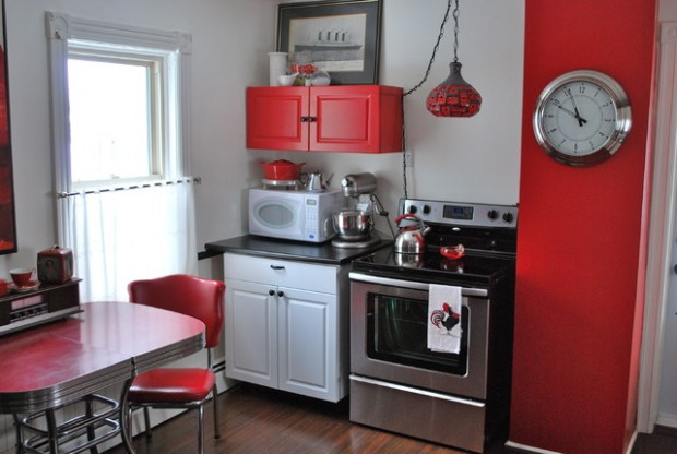 20 Great Kitchen Design Ideas in Retro Style (3)