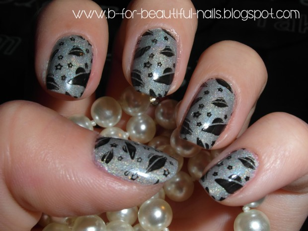 20 Popular and Creative Nail Art Ideas (1)