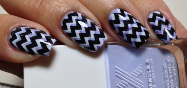 20 Popular and Creative Nail Art Ideas (13)