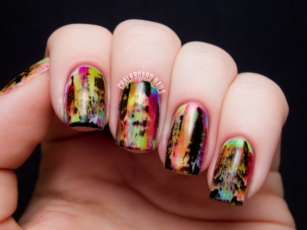 20 Popular and Creative Nail Art Ideas (14)