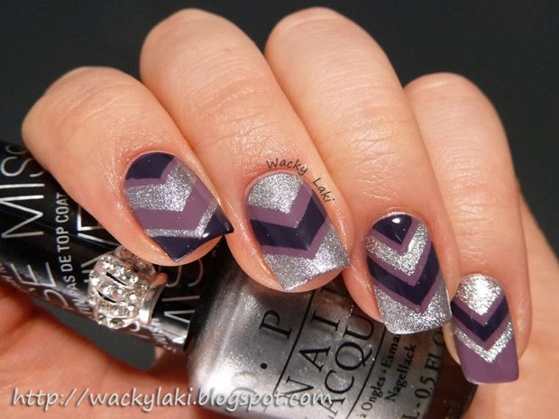 20 Popular and Creative Nail Art Ideas (16)