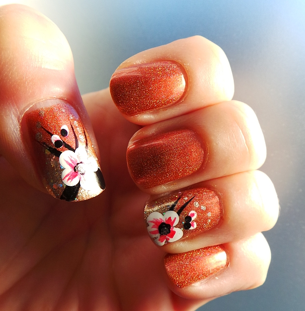 20 Popular and Creative Nail Art Ideas (17)