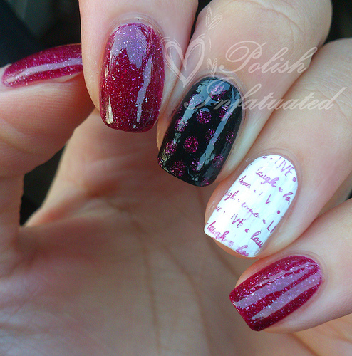 20 Popular and Creative Nail Art Ideas