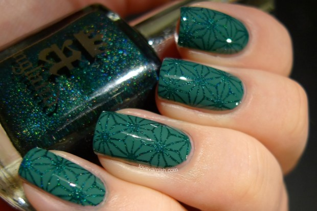 20 Popular and Creative Nail Art Ideas (8)