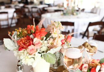 20 Stunning Wedding Table Centerpieces - weddings, wedding table, wedding decor, wedding centerpieces