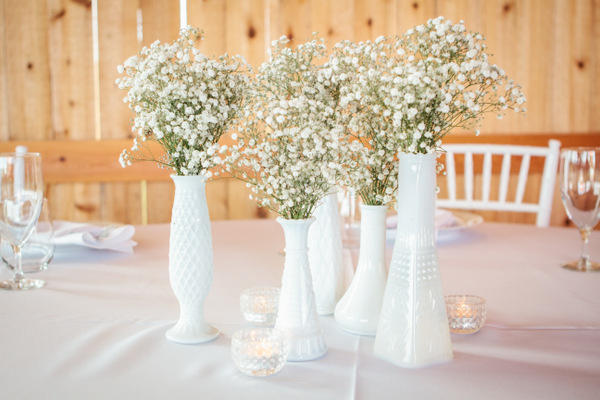 20 Stunning Wedding Table Centerpieces